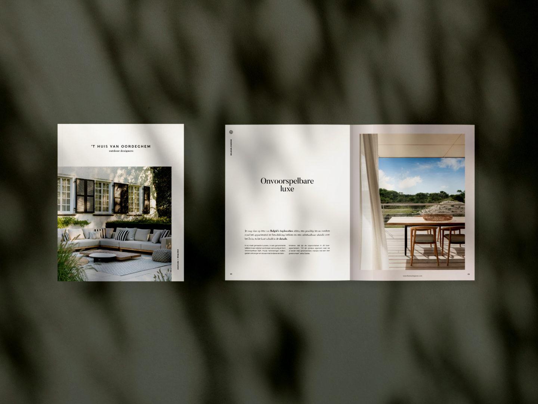 Hvo magazine copy